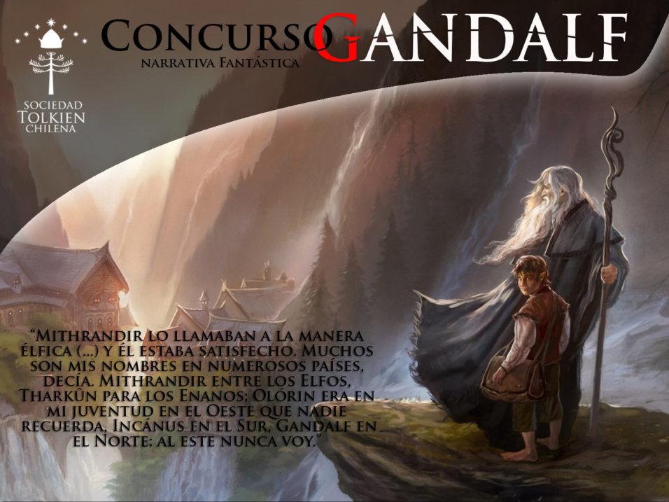 Afiche Gandalf 2016
