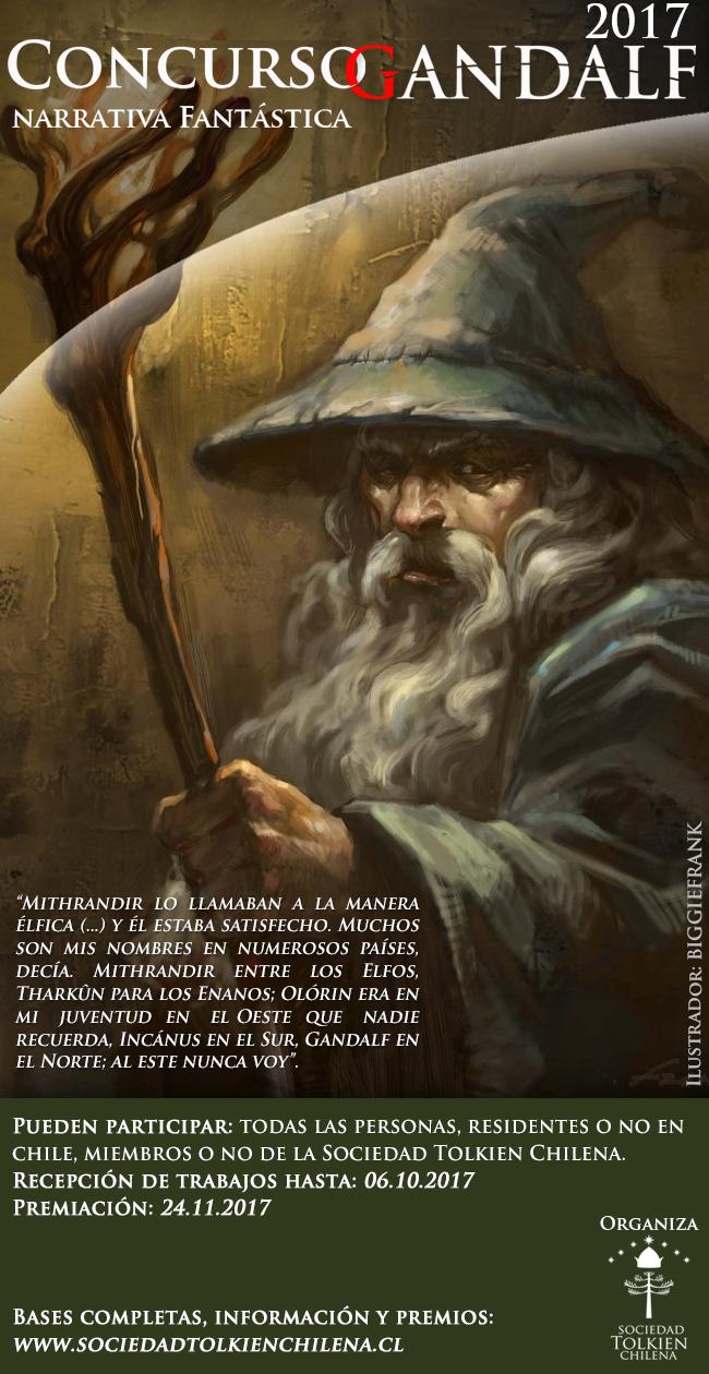 Afiche Gandalf 2017